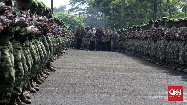 Menanggapi langkah AS-Australia membangun pangkalan militer di Papua Nugini, Indonesia disebut pun perlu membangun Mako Kostrad dan Marinir di Papua.