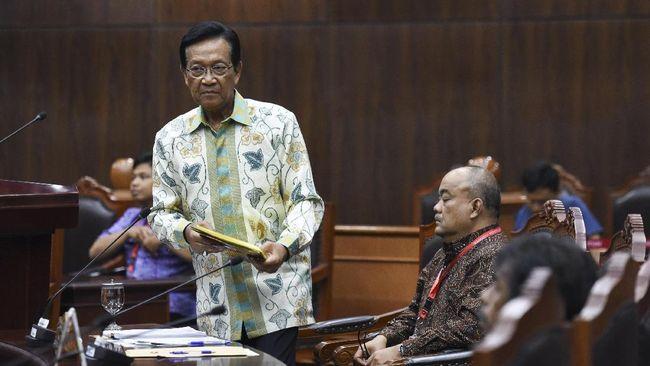 Gubernur Daerah Istimewa Yogyakarta Sri Sultan Hamengku Buwono X berharap Prabowo dan Jokowi bertemu dalam momentum lebaran 2019.