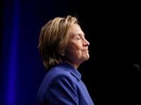 Kalah di Pemilu, Hillary Clinton Juara soal Memoar