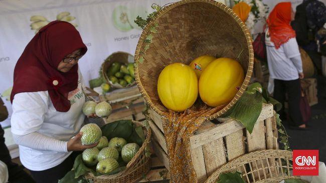 Kemendag mengklaim permintaan terhadap buah lokal meningkat sejak pandemi covid-19, baik di pasar dalam negeri maupun untuk ekspor.