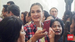 Dukungan Dewi 'Dee' Lestari dan Luna Maya untuk Veronica Tan