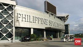 Menuju Stadion Termegah Filipina yang Menguras Energi