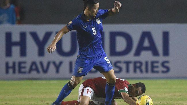 Timnas Indonesia dipastikan bakal menghadapi Timnas Thailand di Final Piala AFF 2016 setelah Thailand menang 4-0 di leg kedua lawan Myanmar.
