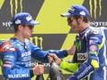 Rossi Ajarkan Senyuman Kekalahan pada Vinales