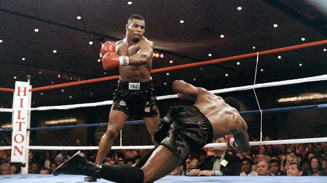 Duel Mike Tyson melawan Roy Jones Junior di Stapless Center, California, Amerika Serikat pada 28 November mendatang dihantui risiko kematian.