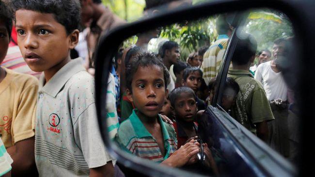 Pejabat Myanmar terus menyangkal dugaan pelanggaran HAM yang dilakukan militer terhadap etnis Muslim Rohingya yang telah dibenarkan PBB.