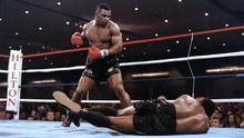 Tyson Bikin Copot Gigi Lawan Sparing Jelang Lawan Jones