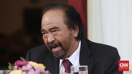 Kongres NasDem akan Kukuhkan Lagi Surya Paloh sebagai Ketum