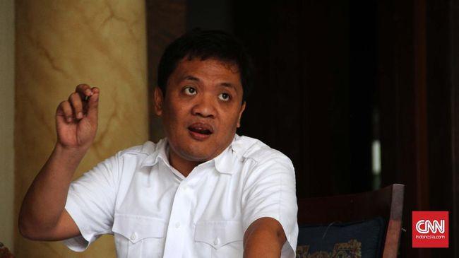 Habiburokhman Minta Romahurmuziy Fokus Urus PPP