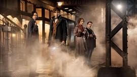 Kru Positif Covid-19, Syuting Fantastic Beasts 3 Dihentikan