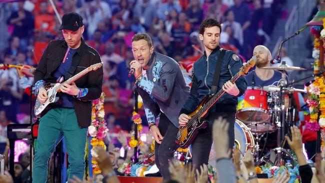 Soal jumlah tiket terjual, Coldplay juaranya. Tapi soal harga tiket dan penghasilan konser mereka kalah oleh Bruce Springsteen dan Beyonce.