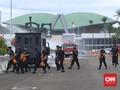 Terkait Rencana Demo, Polisi Jaga Ketat Gedung DPR