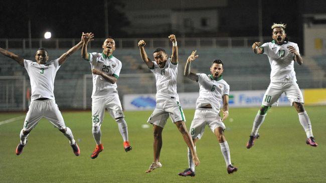 Timnas Indonesia memiliki pengalaman manis dengan dua kali lolos dari fase grup Piala AFF meski sempat berada di ujung tanduk.