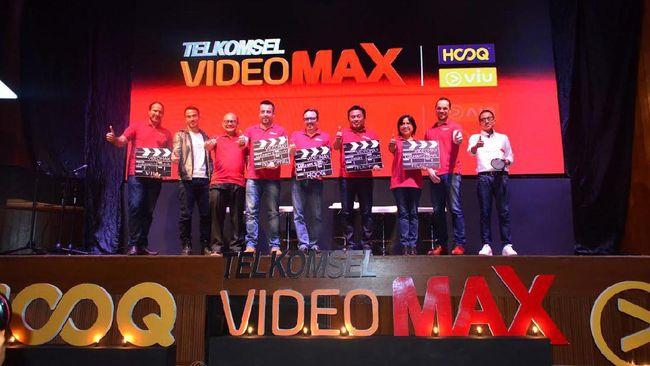 Tak ingin hanya memanjakan pelanggan, Telkomsel bermaksud mendorong industri kreatif lewat VideoMAX.