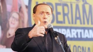 Positif Corona, Kondisi Mantan PM Italia Berlusconi Stabil