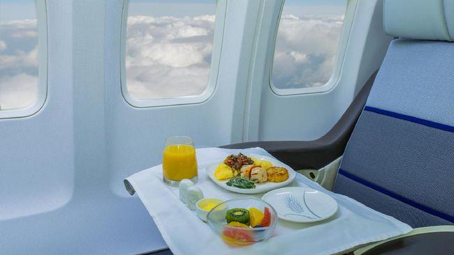 Penelitian mengungkapkan bahwa harga makanan di transportasi umum khususnya kereta api dan pesawat sudah dimark-up habis-habisan. Makanan apa yang termahal?