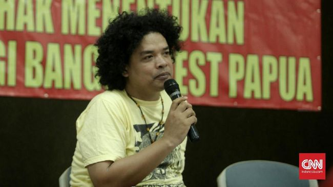Aktivis isu Papua, Surya Anta, disebutkan sempat dibawa ke Mapolda Metro Jaya sebelum diperiksa lebih lanjut di Mako Brimob Kelapa Dua, Depok.
