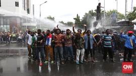 Seluruh Pendemo Referendum Papua Ditangkap