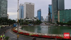Polda Metro Tegaskan Belum Ada Penutupan Jalan di DKI