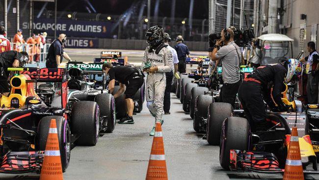 Tidak Akan Ada Tim Baru di F1