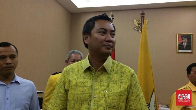 KPK Periksa Ketua Golkar Jakarta Terkait Suap Bakamla