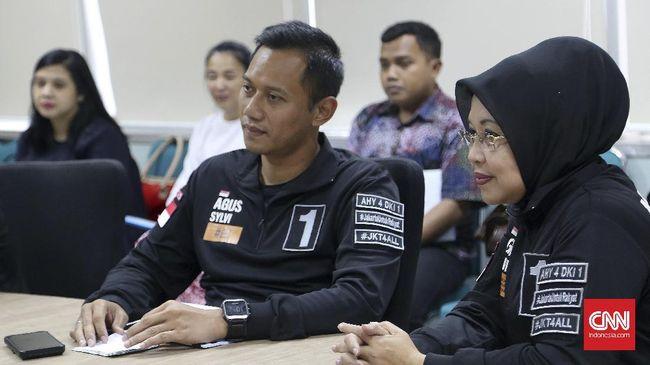 Teguran itu karena Agus-Sylvi disangka melanggar administrasi terkait program bantuan dana Rp1 miliar yang ditawarkan saat kampanye Pilkada Jakarta.