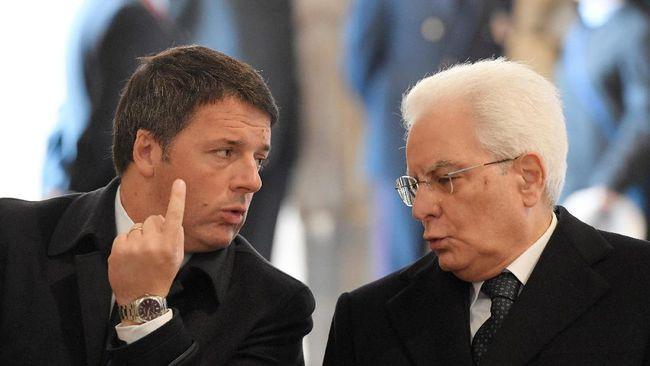 Pasar Kacau, Italia Dikabarkan Bakal Pemilu Ulang Juli Ini