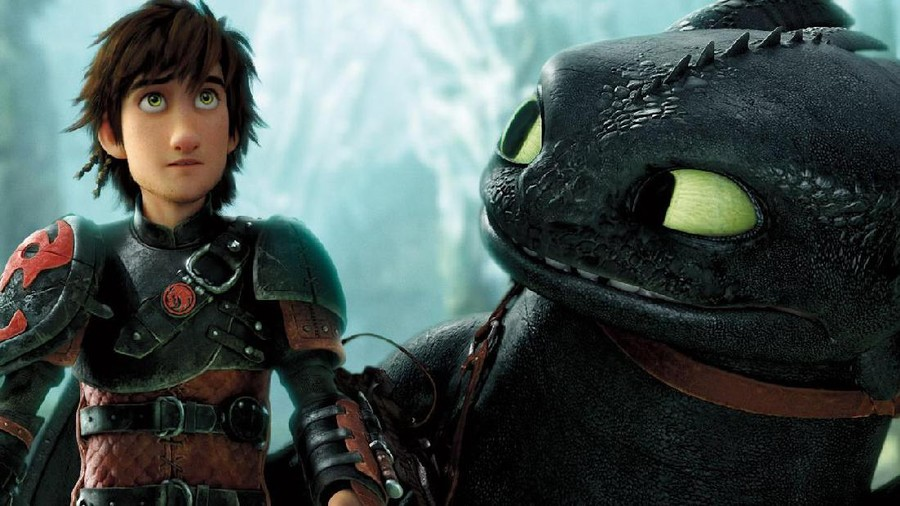 Alasan Film 'How to Train Your Dragon 3' Bagus Ditonton Anak