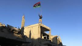 Sorak-sorai Warga Sirte Bebas dari Cengkraman ISIS