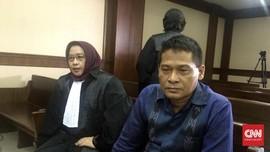 KPK Tunggu Jadwal Sidang Terpidana Kasus Suap Saipul Jamil