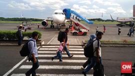 Arus Balik, Bandara Halim Tambah 14 Penerbangan Ekstra