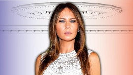 Desainer Pendukung dan Penolak Melania Trump