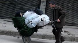Perang Suriah Sudah Tewaskan 312 Ribu Jiwa Sejak 2011