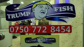 Masgouf, Sajian Andalan Restoran Trump Fish di Irak