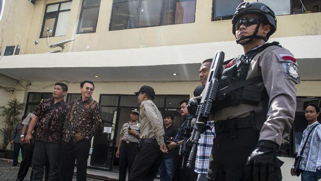 Alasan keamanan, sidang dugaan penistaan agama dengan terdakwa Basuki Tjahaja Purnama alias Ahok akan dipindahkan ke Auditorium Kementerian Pertanian.