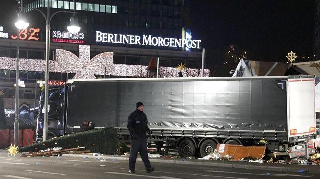 Kepolisian Jerman mengungkapkan bahwa mereka mungkin salah menangkap tersangka penabrakkan truk ke kerumunan pengunjung pasar Natal di Berlin.