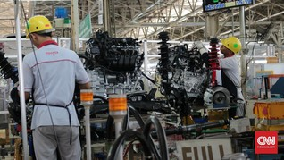 Gempa Hokkaido Reda, Pabrik Toyota Beroperasi Lagi