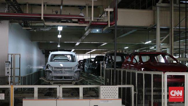 Toyota Indonesia Rugi Imbas Mati Lampu