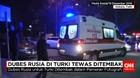 Dubes Rusia di Turki Tewas Ditembak