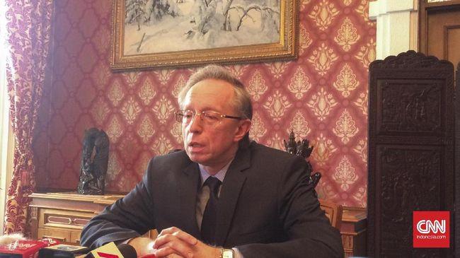 Dubes Rusia untuk RI Mikhail Yurievich Galuzin menekankan bahwa pembunuhan Dubes Rusia untuk Turki tak akan menghentikan operasi militer Rusia di Suriah.
