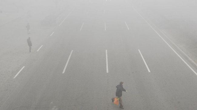 Ganjil Genap Dianggap Belum Efektif Pangkas Polusi Jakarta