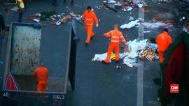 Polisi Jerman Buru Tersangka Serangan Truk Berlin