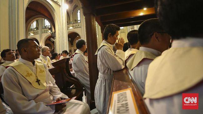 Pemerintah Inggris menyatakan hasil penelitian menunjukkan sekitar 250 juta umat Kristen di dunia mengalami persekusi sejak 2017.