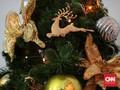 Tren Hiasan Untuk Percantik Pohon Natal
