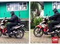 Cara Aman Berkendara Sepeda Motor Saat Musim Hujan
