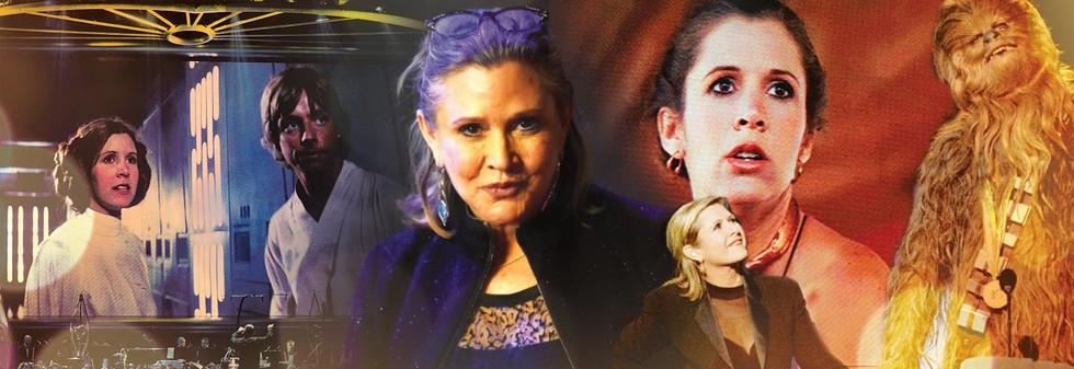 Akhir Usia 'Princess Leia'