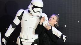 Carrie Fisher Tidak Akan 'Direkayasa' Jadi Princess Leia