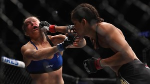 Nunes vs Spencer, Waswas Ronde Pertama di UFC 250