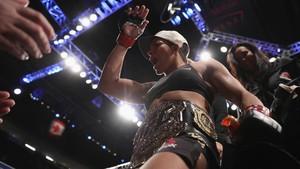 Cerita Pengakuan Lawan Soal Kehebatan Nunes di UFC