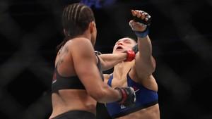 Kehebatan Amanda Nunes di UFC: Menghancurkan 4 Juara Dunia